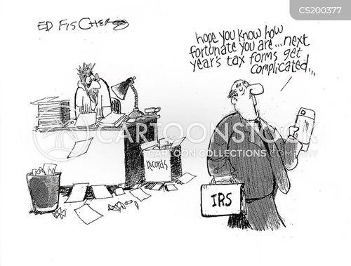 political cartoons term paper