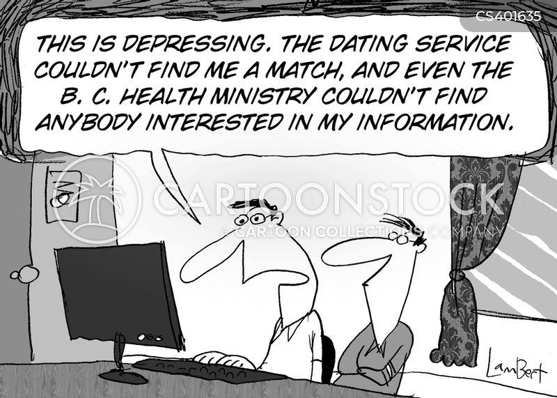 Depression and online dating