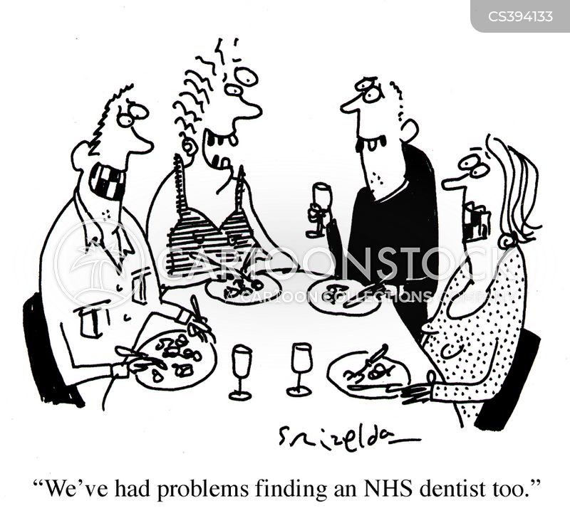 Nhs Dentists News And Political Cartoons
