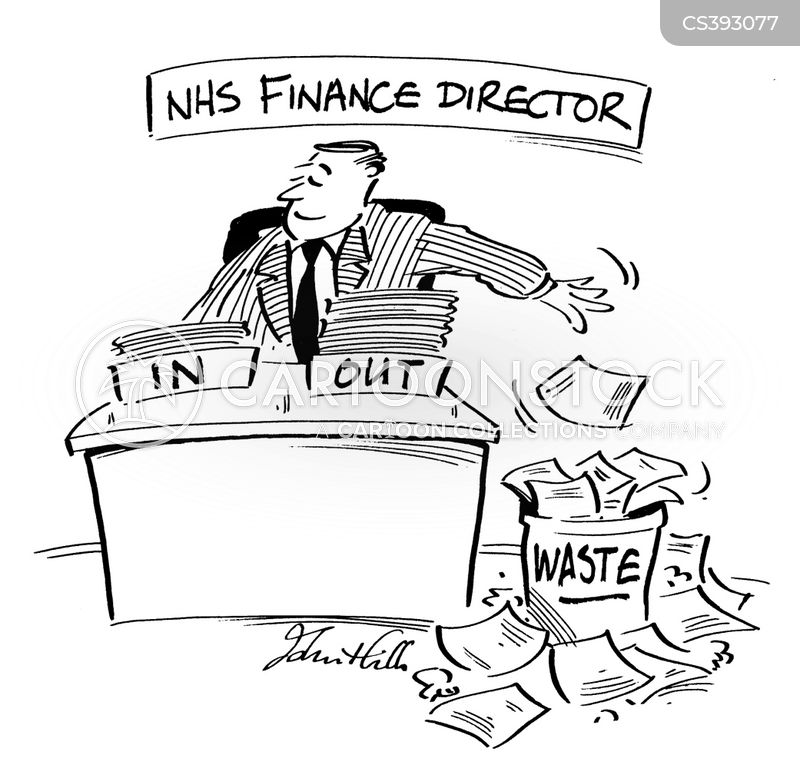 NHS Waste In, Waste Out