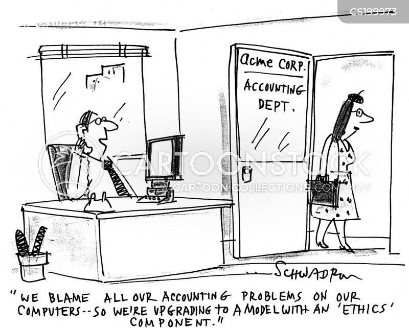 Accounting Problems Cartoons And Comics Funny Pictures
