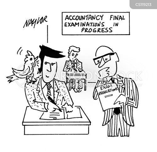 Accountancy Regulations