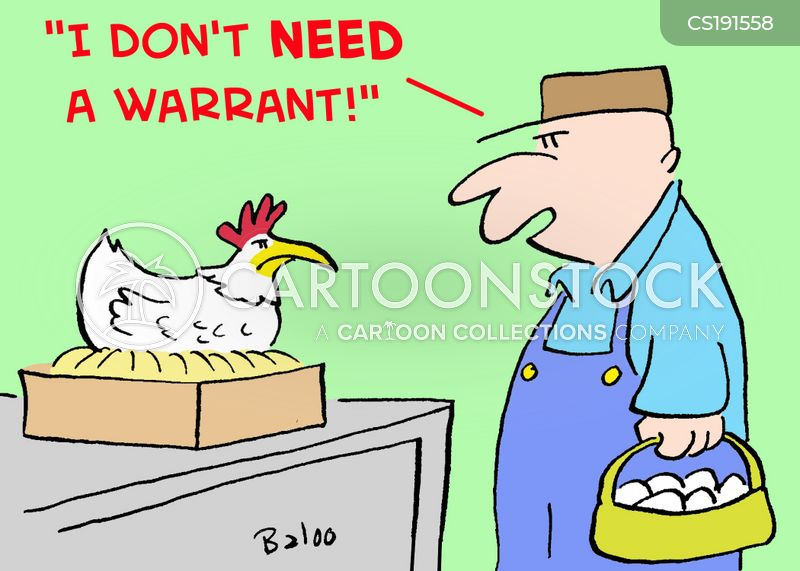 Funny Chicken Police: Funny Pictures From CartoonStock