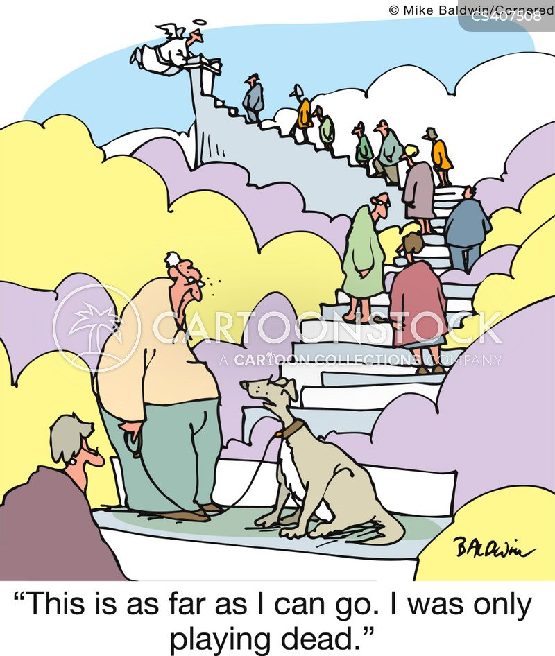 Dead Dog Cartoons and Comics - funny pictures from ...