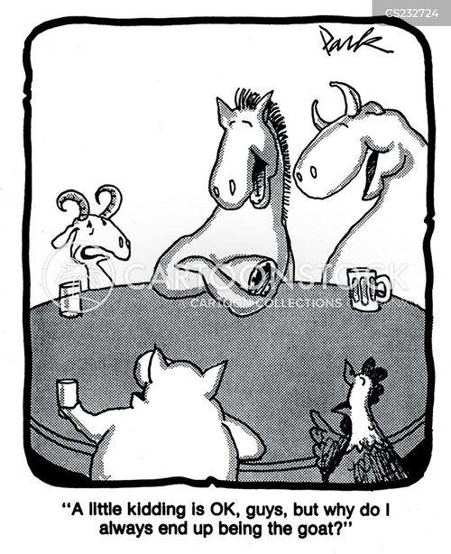 Cartoon animal jokes - photo#19