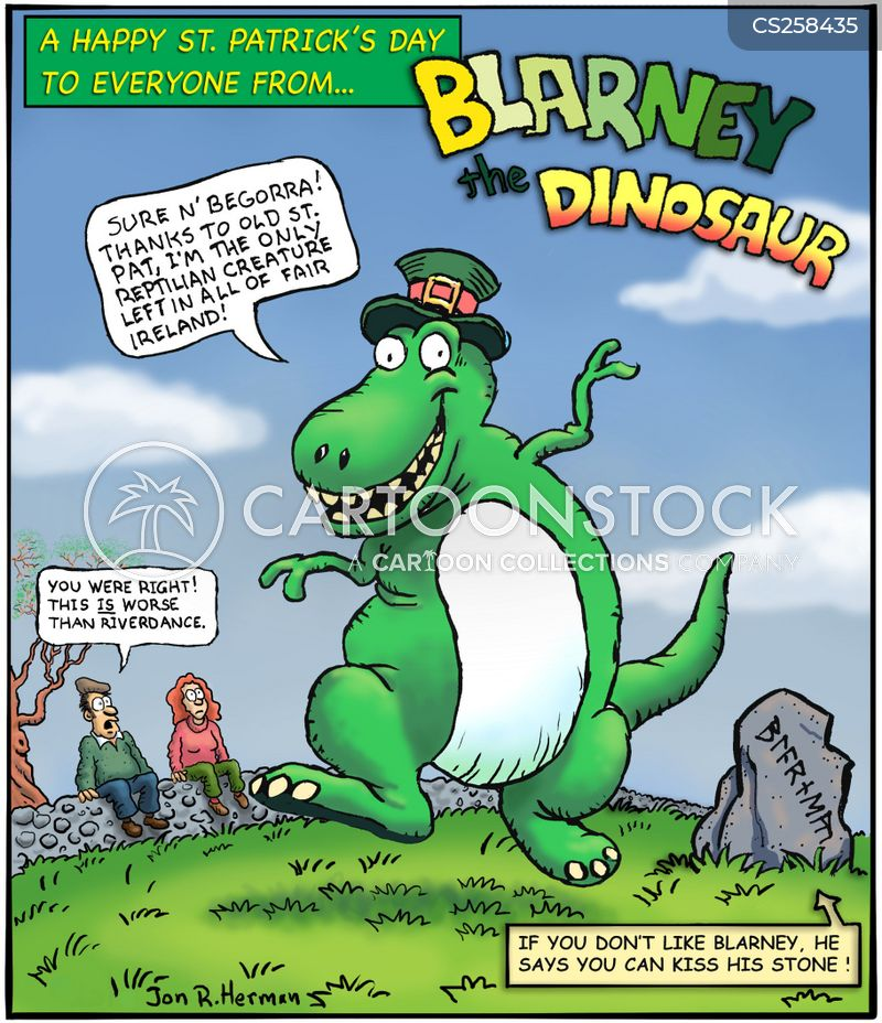 Saint Patricks Day Cartoons and Comics - funny pictures ...