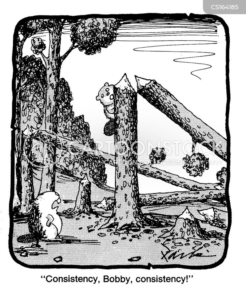 Cutting Down Trees Cartoons And Comics Funny Pictures