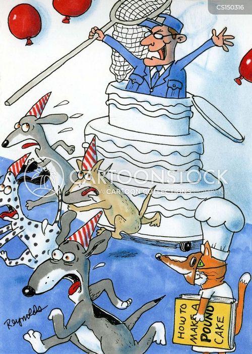 Cartoon Dog Named Precious