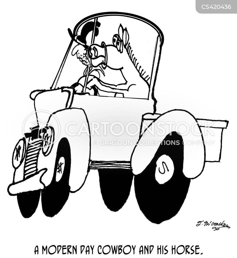 Pick Up Trucks Cartoons And Comics Funny Pictures From