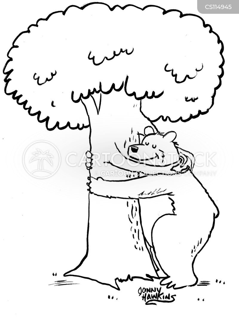Tree-hugger Cartoon, Tree-hugger Cartoons, Tree-hugger Bild, Tree-hugger Bilder, Tree-hugger Karikatur, Tree-hugger Karikaturen, Tree-hugger Illustration, Tree-hugger Illustrationen, Tree-hugger Witzzeichnung, Tree-hugger Witzzeichnungen