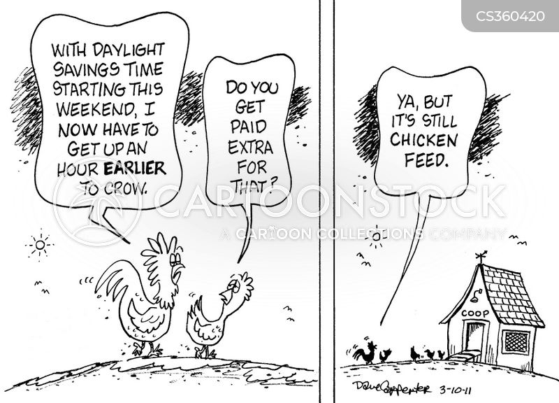 Daylight Savings Cartoons And Comics Funny Pictures From