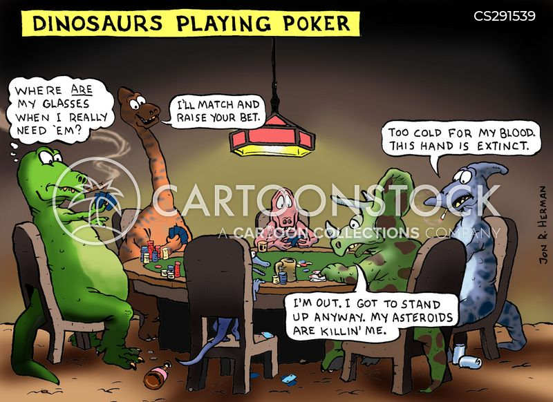 Poker Table Cartoons And Comics Funny Pictures From