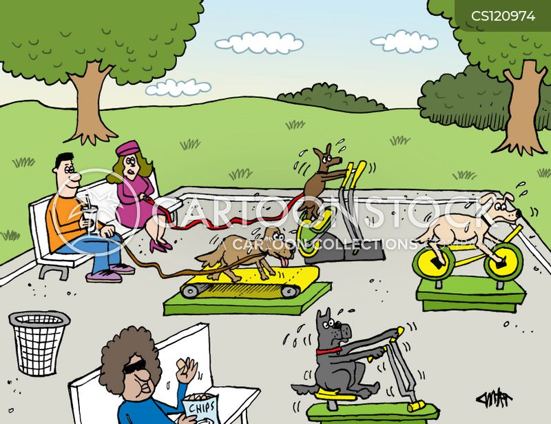 City Parks Cartoons and Comics - funny pictures from ...