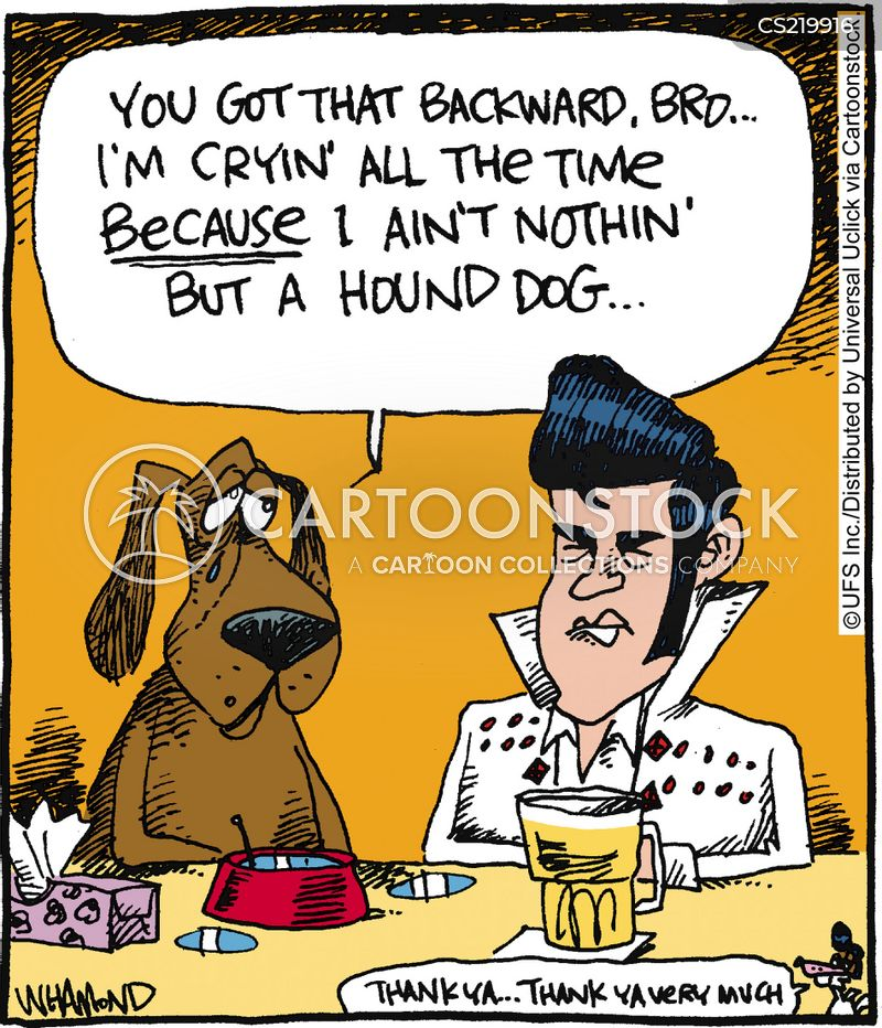 Hound Dogs Cartoons And Comics Funny Pictures From