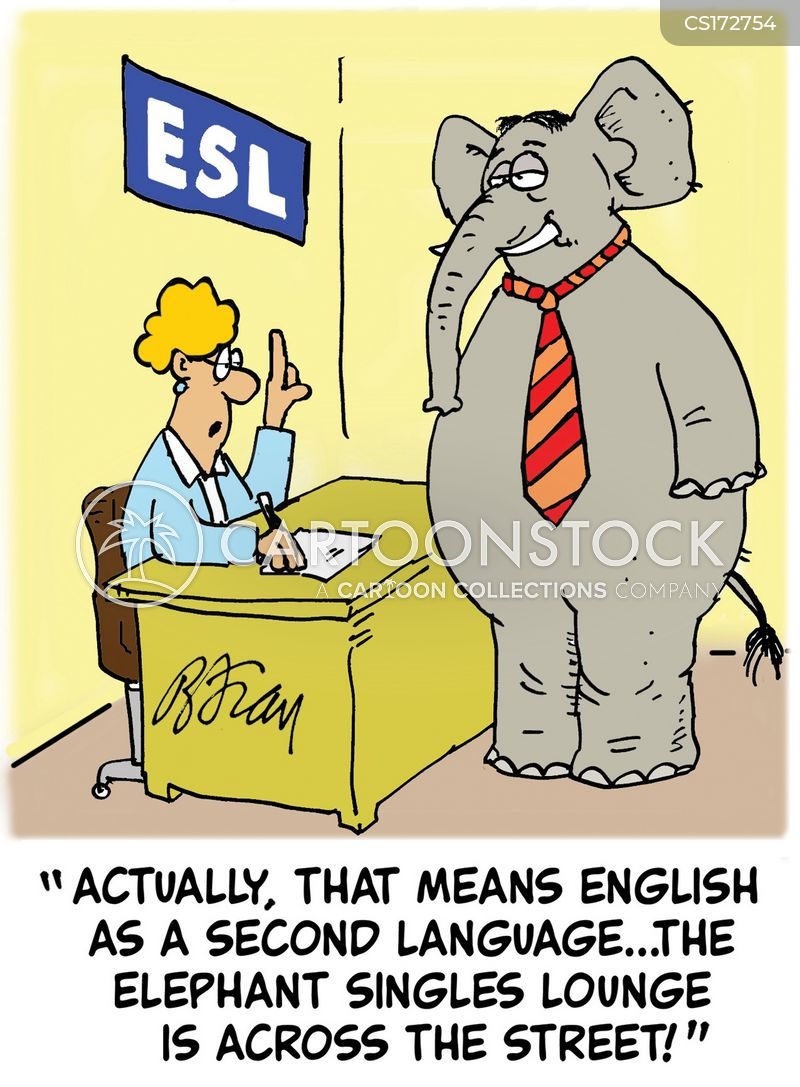 english as a second language instruction