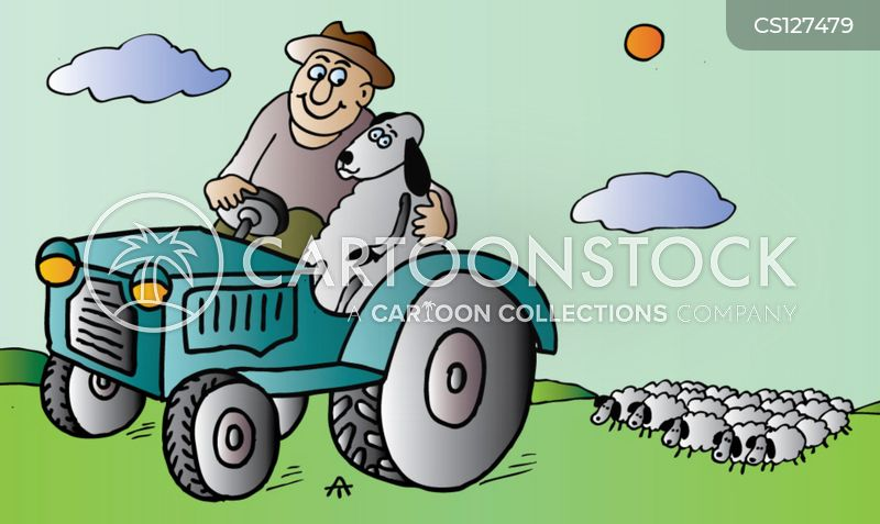 Farmer Cartoon, Farmer Cartoons, Farmer Bild, Farmer Bilder, Farmer Karikatur, Farmer Karikaturen, Farmer Illustration, Farmer Illustrationen, Farmer Witzzeichnung, Farmer Witzzeichnungen
