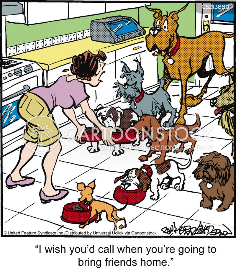 House Guests Cartoons And Comics Funny Pictures From