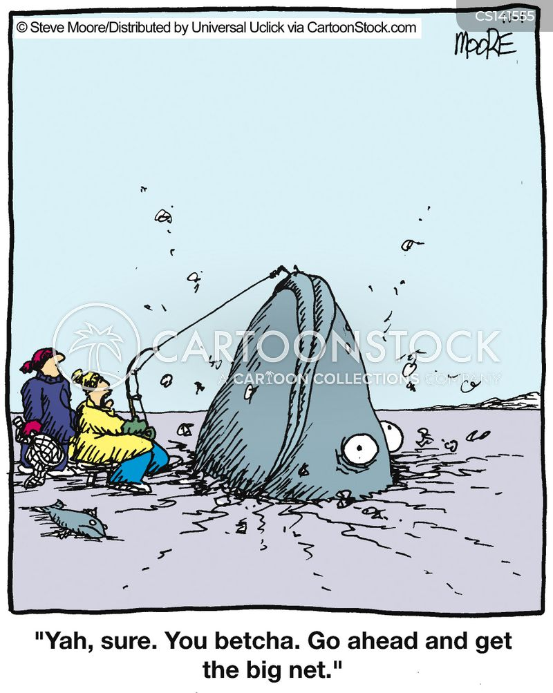 Ice Fishing Cartoons and Comics - funny pictures from ... Funny Ice Fishing Jokes