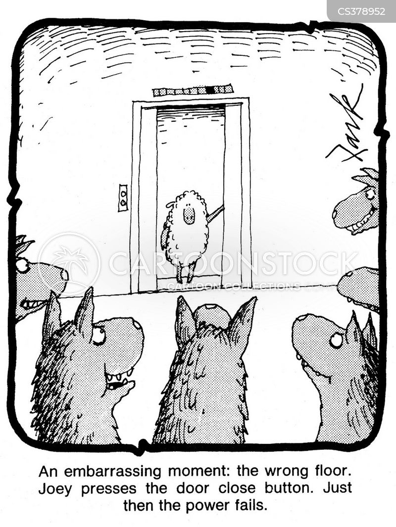 Pack of wolves cartoons and comics funny pictures from