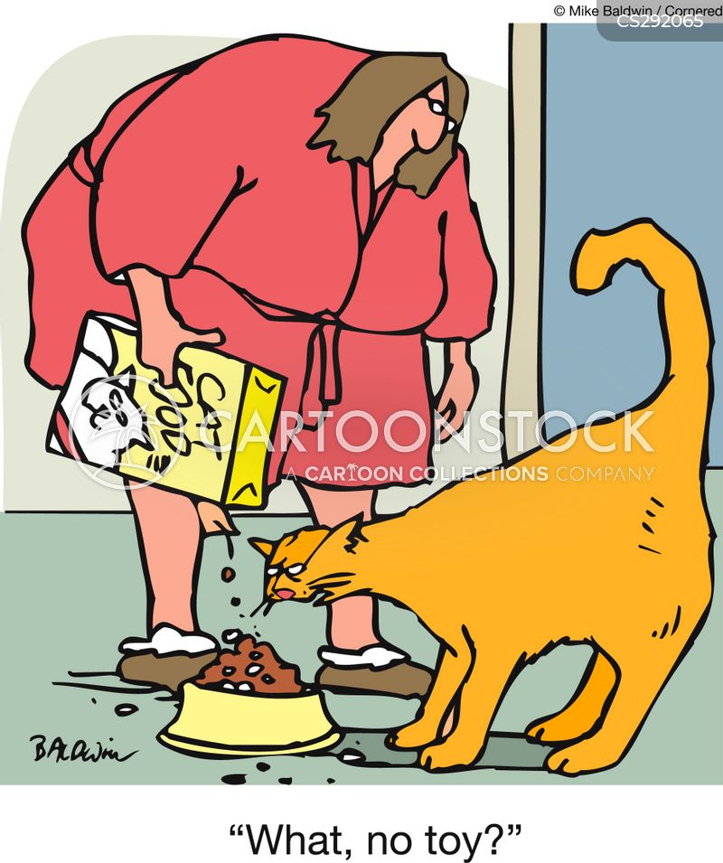 Cat Bowl Cartoons and Comics - funny pictures from ...