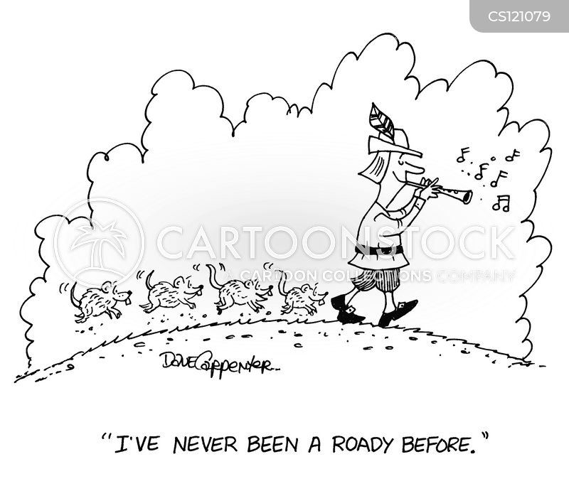 Flute Cartoons and Comics - funny pictures from CartoonStock