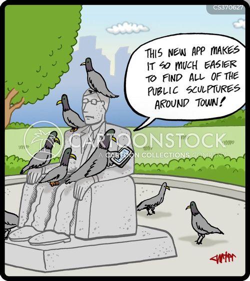 Bird Poop Cartoons And Comics