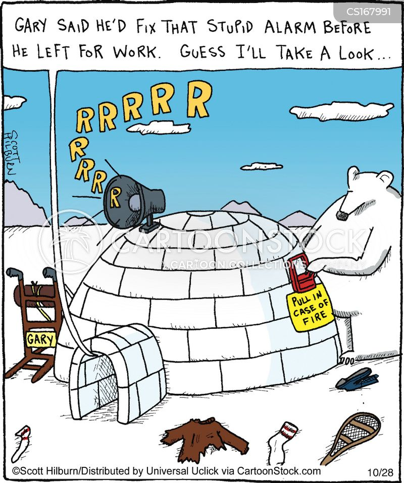 Igloo Cartoons And Comics Funny Pictures From Cartoonstock