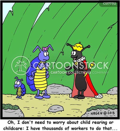 Queen ant cartoon images - photo#28