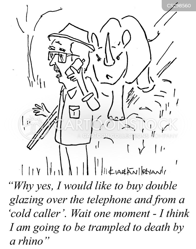 Double glasing salesman cartoons and comics funny for Double glazing salesman
