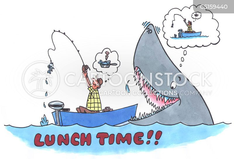 Sea fishing cartoons and comics funny pictures from for What time will the fish bite today
