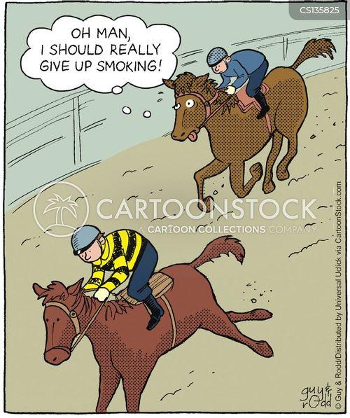 vintage equestrian wallpaper