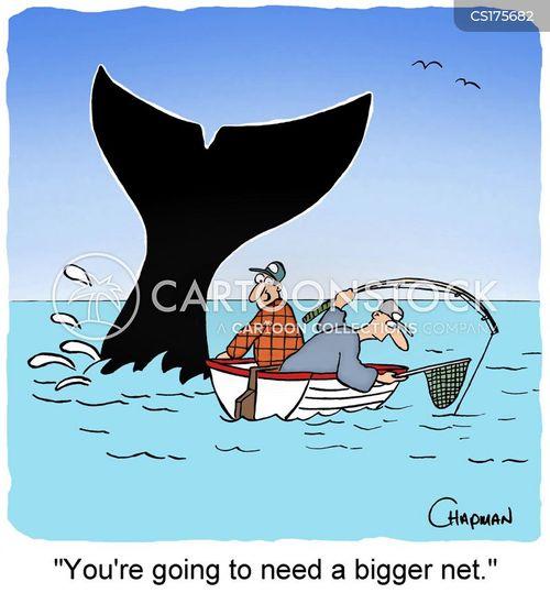Biblische Anspielungen von Moby Dick