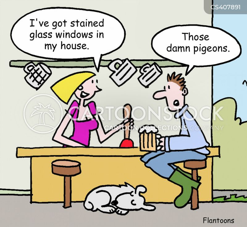 Cleaning Job Cartoons and Comics - funny pictures from ...