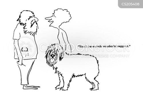 Hairy dog cartoons hairy dog cartoon funny hairy dog picture hairy
