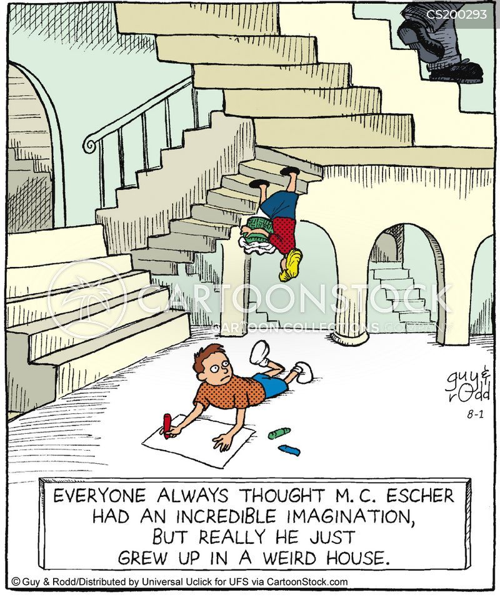 Nature Vs Nurture Cartoon