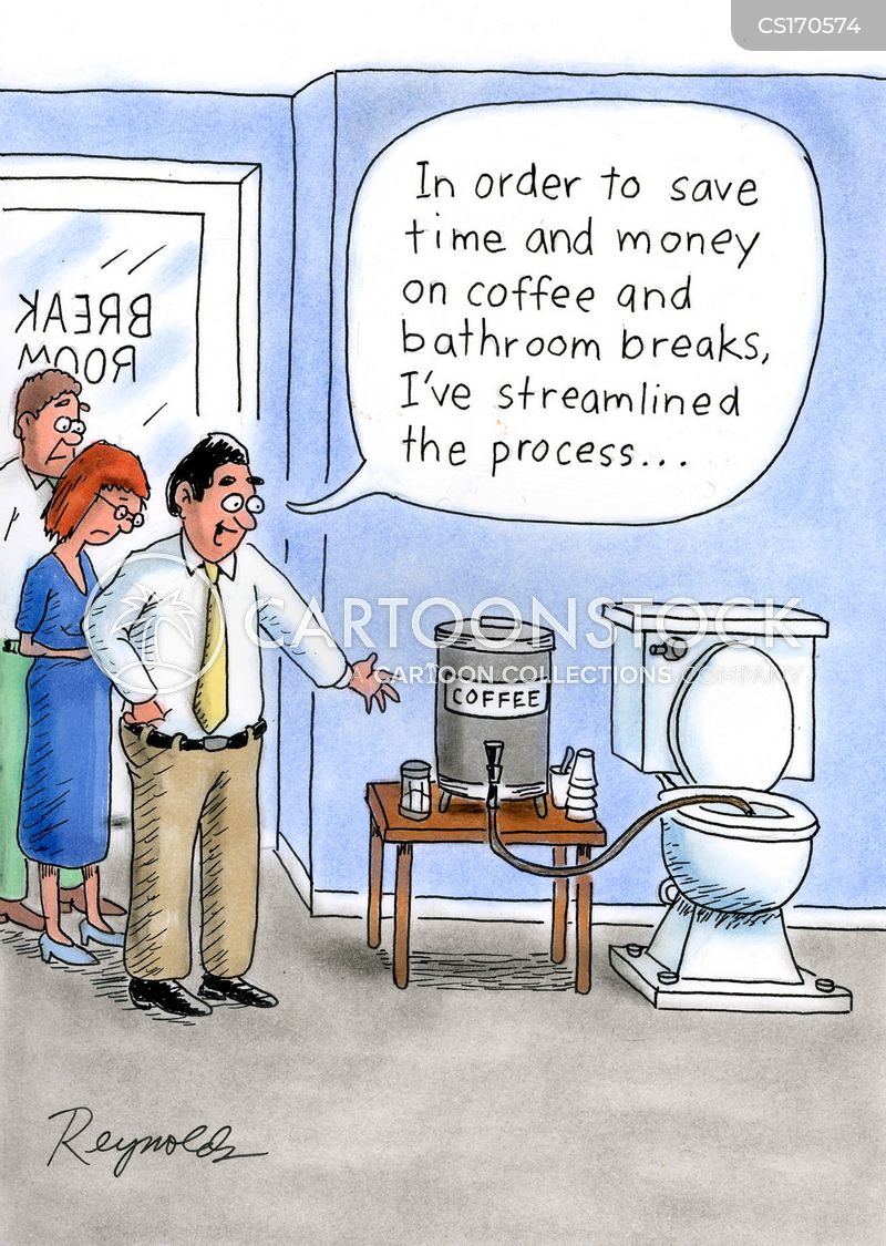 Wasting Money Cartoons and Comics - funny pictures from ...