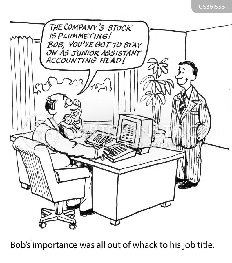 Job Compensation Cartoons and Comics - funny pictures from ...