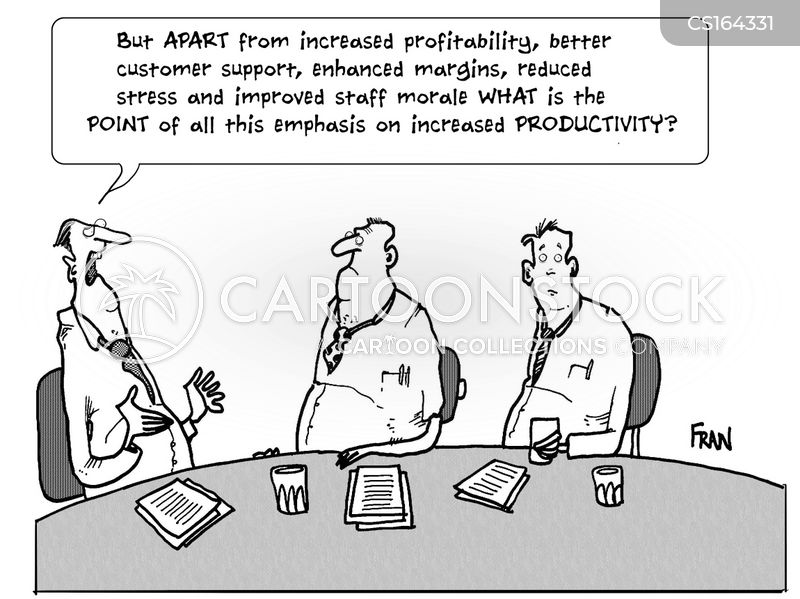 Company Morale Cartoons And Comics Funny Pictures From