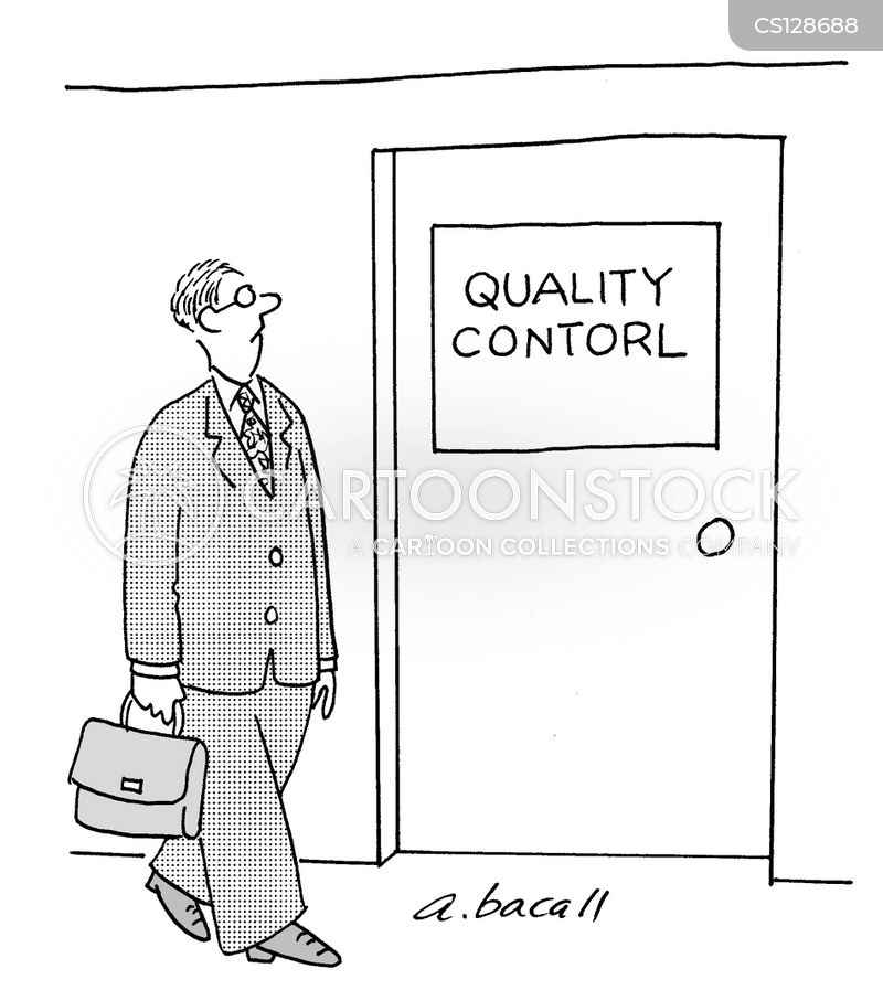 Quality Control Cartoons And Comics Funny Pictures From