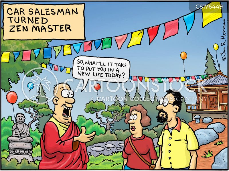 how to become a master salesman