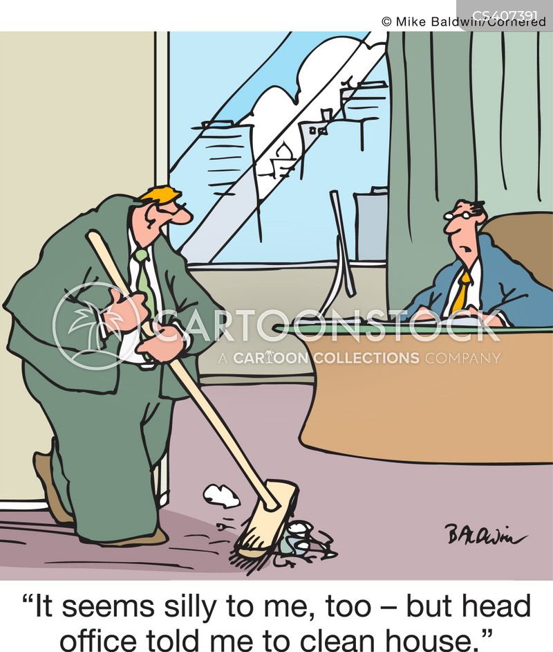 Office Maintenance Cartoons and Comics - funny pictures ...