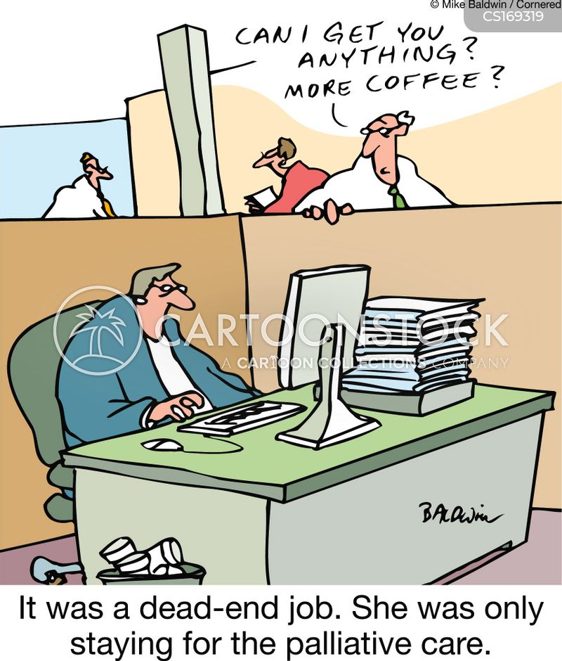 Job Perks Cartoons And Comics