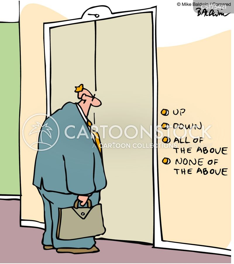 Elevator Buttons Cartoons And Comics Funny Pictures From