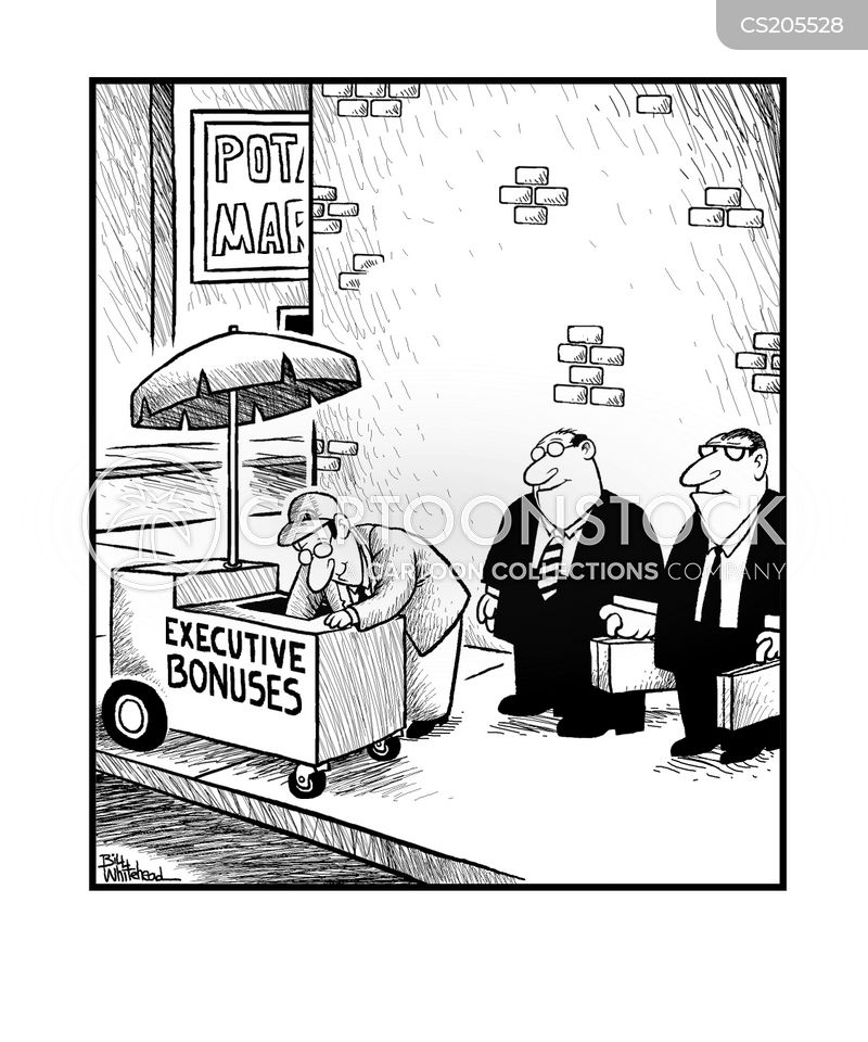 Executive Cartoon: Executive Culture Cartoons And Comics
