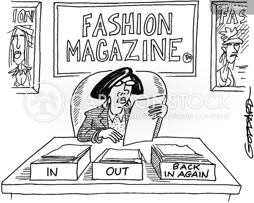 Id Magazine Fashion Editor