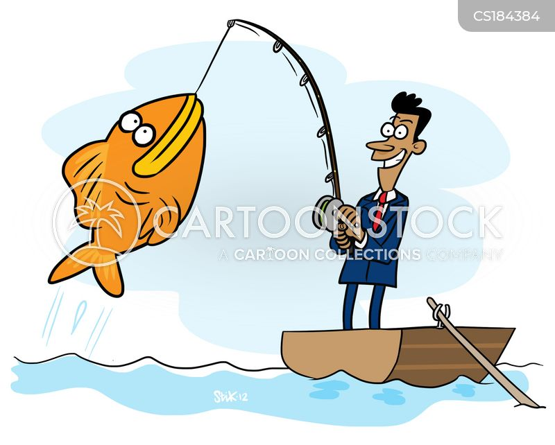 Big catch cartoons and comics funny pictures from for Funny fishing cartoons