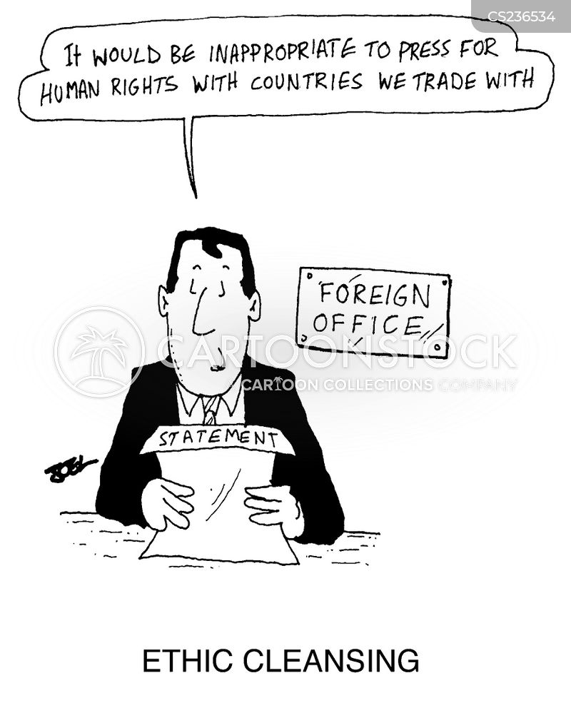 Foreign Trade Cartoons and Comics - funny pictures from ...
