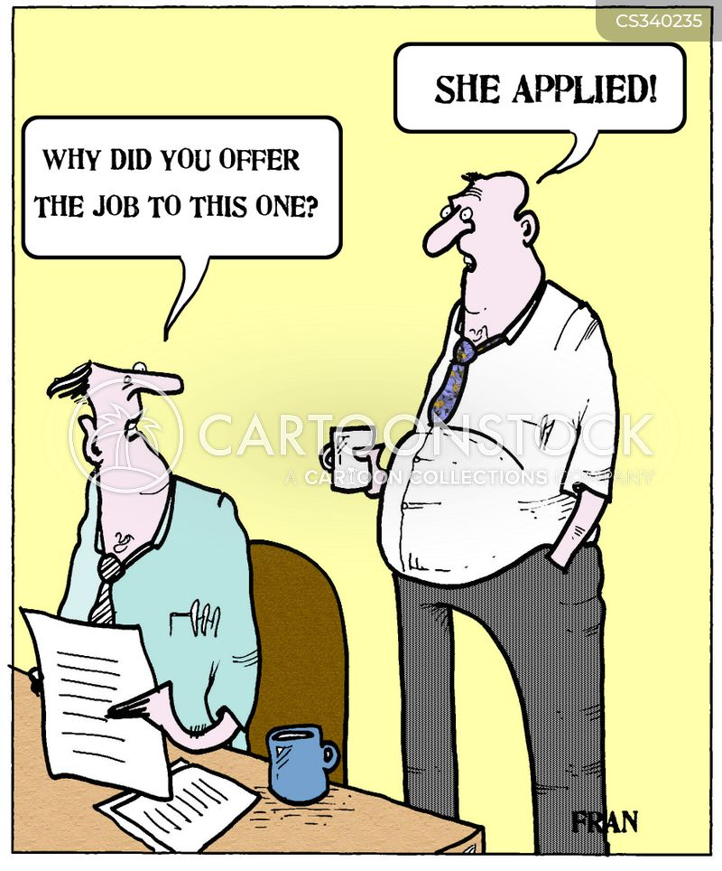 Hr Managers Cartoons And Comics Funny Pictures From