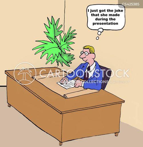 Presentations: Jokes