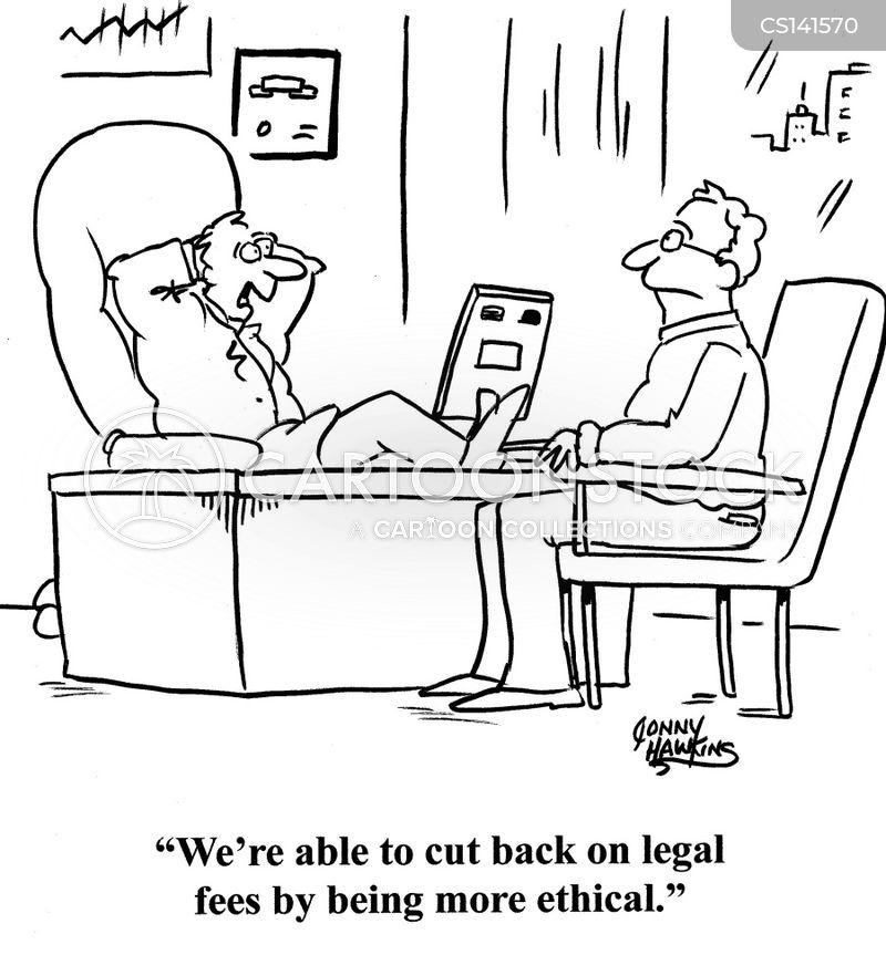 Business Ethics Cartoons And Comics Funny Pictures From